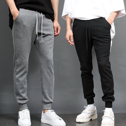 Slim Fit Basic Joggers Sweatpants 054