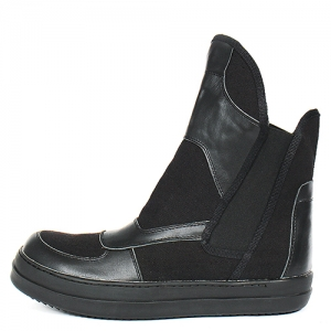 Chelsea Leather Boot Sneakers 119