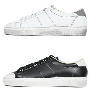 Vintage Dirty Styling Lace Up Sneakers 549