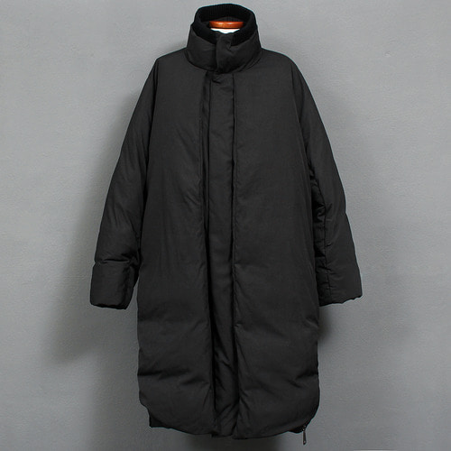 Big Over Loose Fit Duck Down Long Puffa Parka