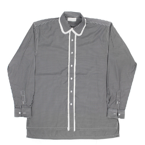 men's Shirt, men's Striped Shirt
