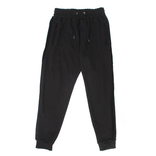 Standard Fit Side Vintage Trim Joggers