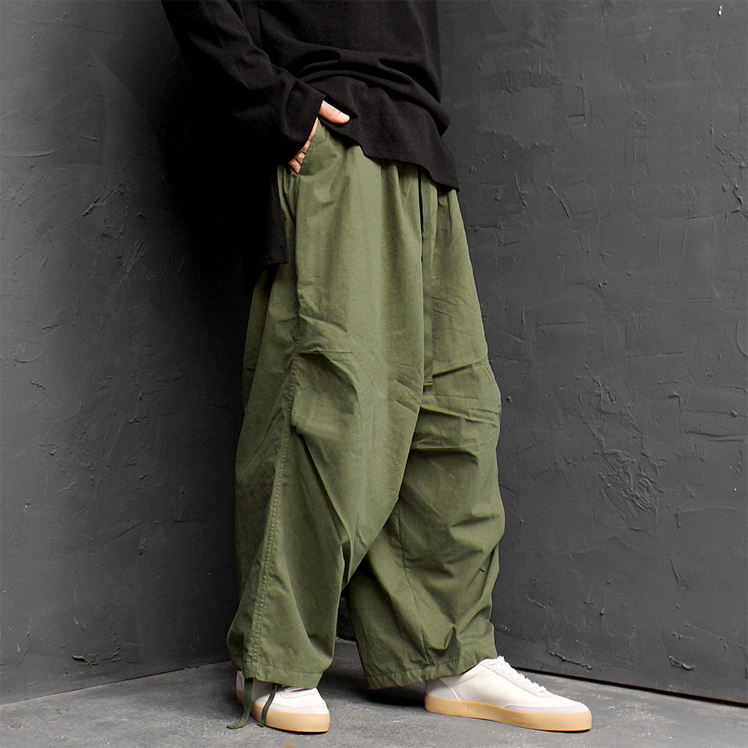 Oversized Wide Balloon Pants 538