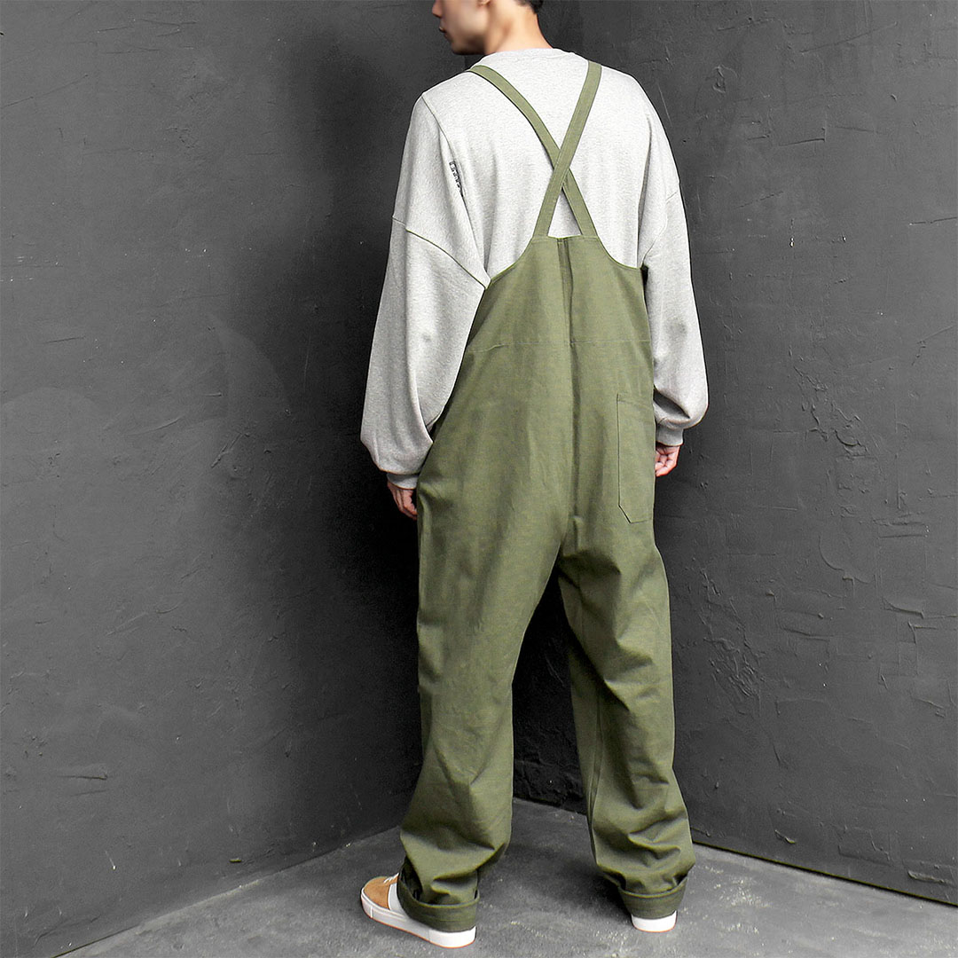 Oversized Loose Fit Overall 604