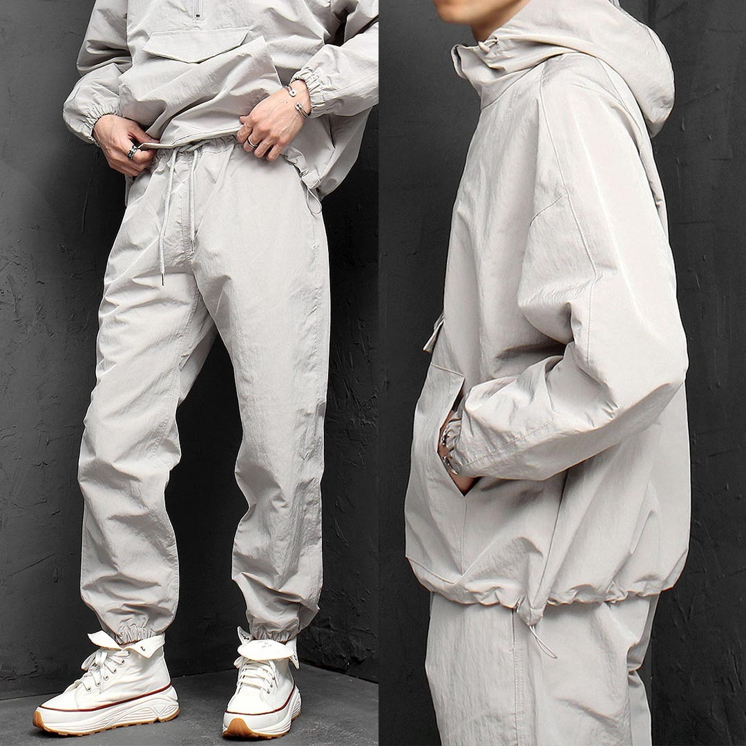 Water Proof Anorak Jogger Gym Wear Set 982